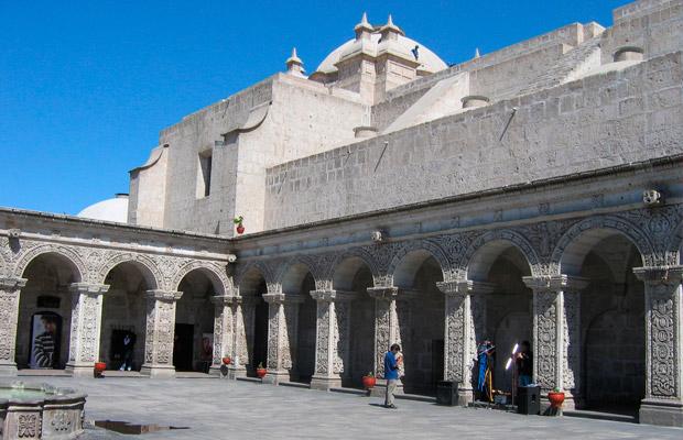 Iglesia Compañia