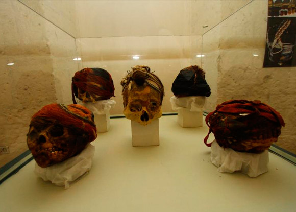 Museo Arequipa Santa María