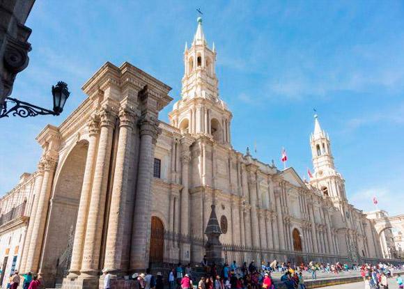 La ciudad Blanca Arequipa