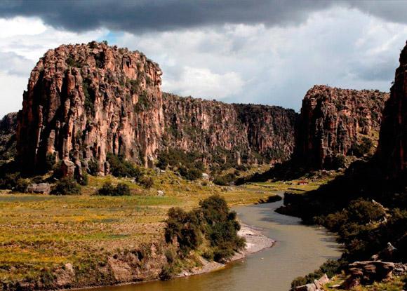 Tres Cañones Cusco