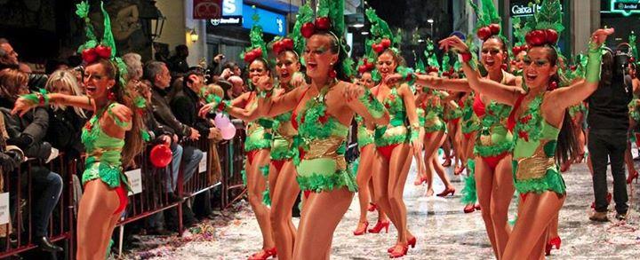 5 destinos turísticos para disfrutar de los carnavales (FOTOS)