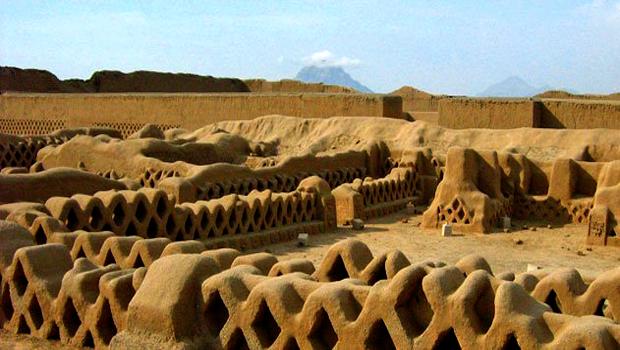 Chan-Chan-Peru