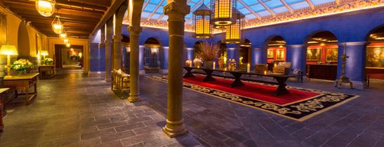 Figuran seis hoteles de per en ranking de los mejores del for Hotel luxury definicion