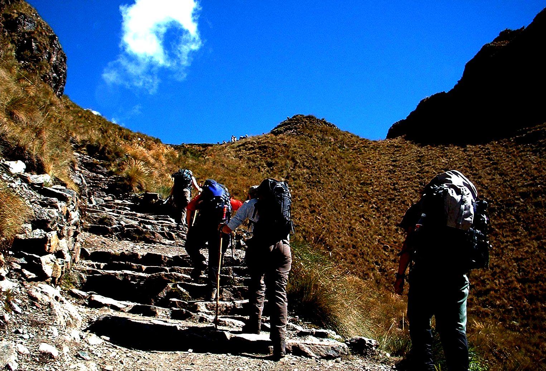 Se habilitará dos nuevos Caminos Inca para llegar a Machu Picchu