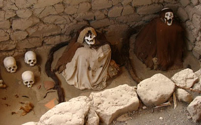 Momias Incas